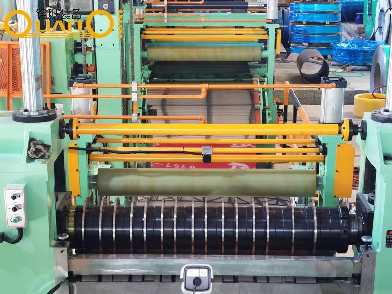北京全自动金属不锈钢纵剪机
